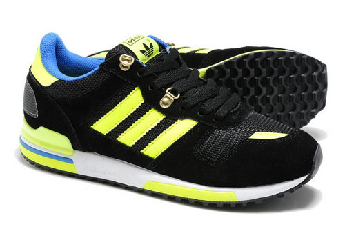 Adidas Zx 700 Mens Black Yellow